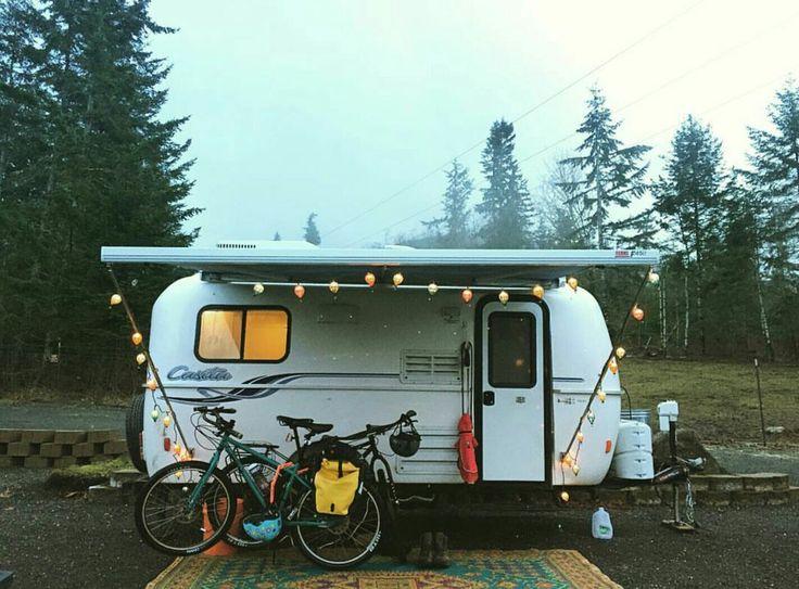 Casita trailer living!