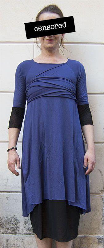 Il vestito primaverile di Angelica