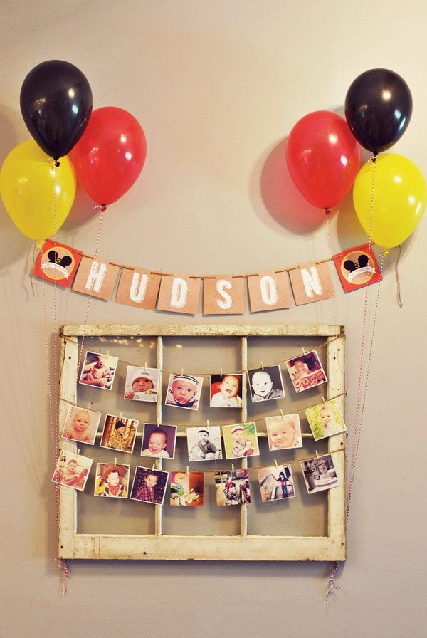 Classic+&+Crafty+Mickey+Mouse+Birthday+Party