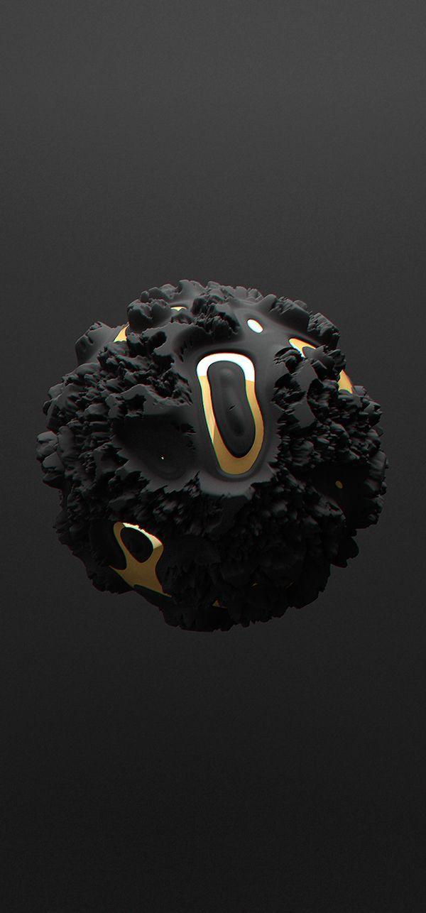 Doctrine — foxyou-too:   All black but gold by Andre Larcev...
