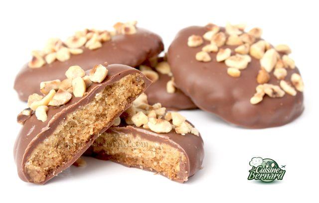 Sablés Choco-Noisettes à la Farine de Riz Complet