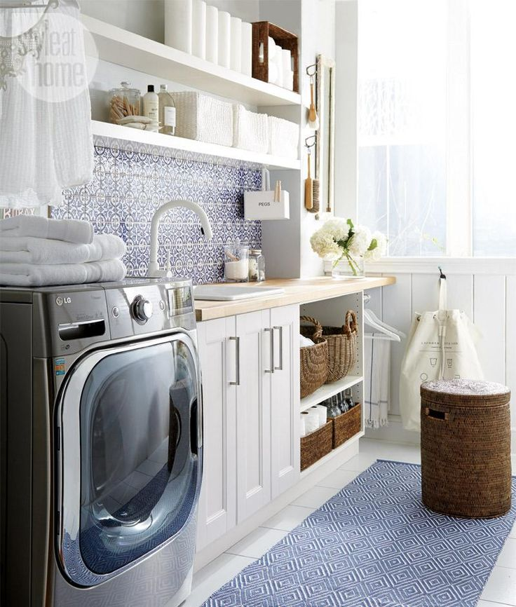 Best 25+ Blue laundry rooms ideas on Pinterest | Laudry ...