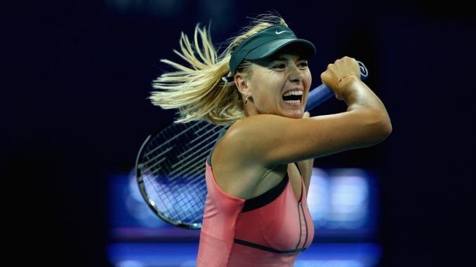 WTA PECHINO - Il titolo e il numero due del mondo sono di Maria Sharapova