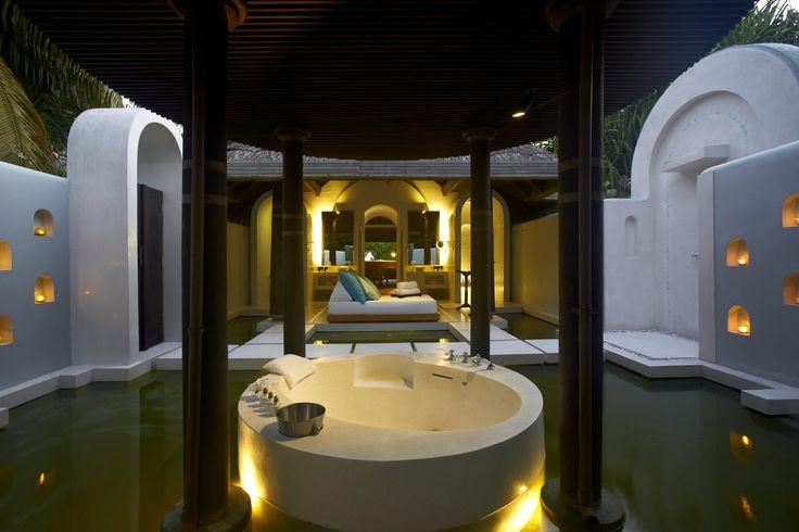 Anantara Kihavah Maldives Villas - spa