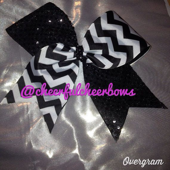 Hey, I found this really awesome Etsy listing at http://www.etsy.com/listing/161311955/chevron-cheer-bow