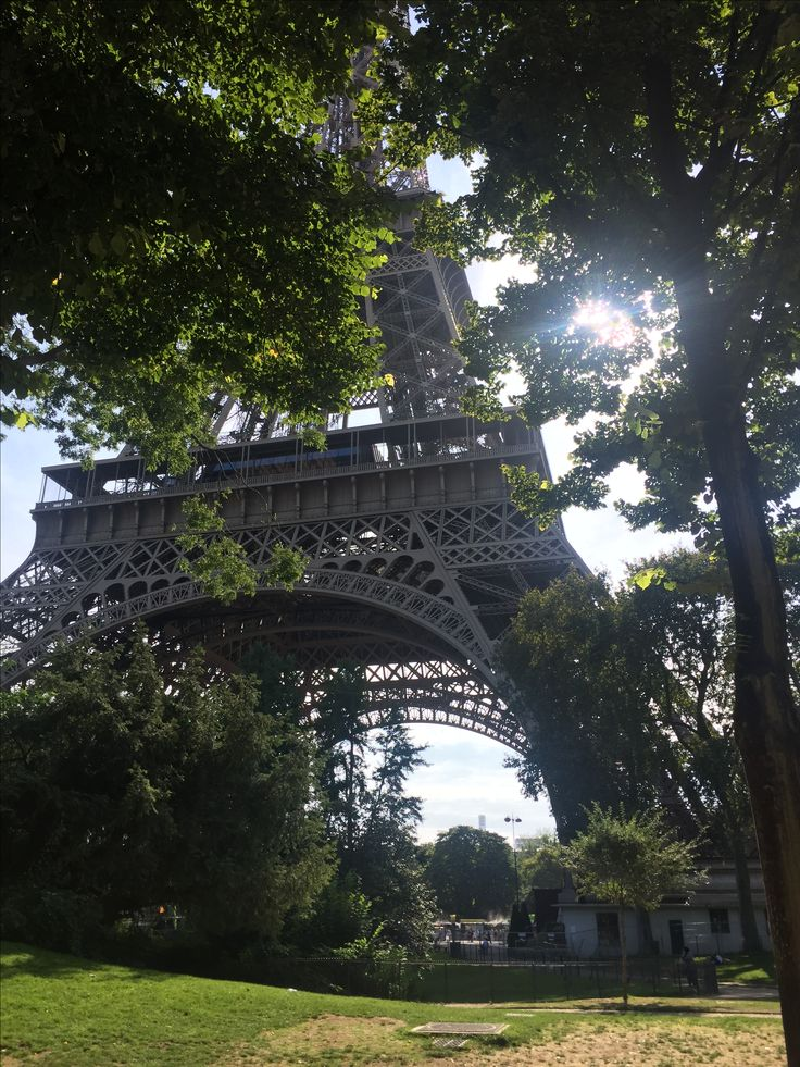 Lo más lindo de París