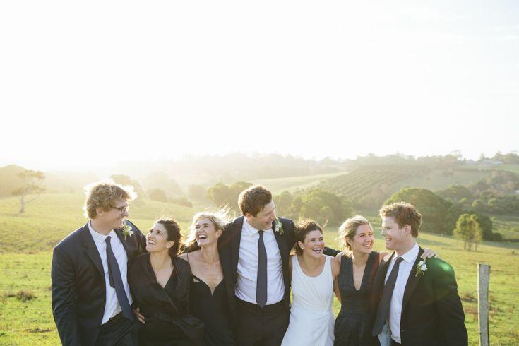 Byron Bay hinterland wedding