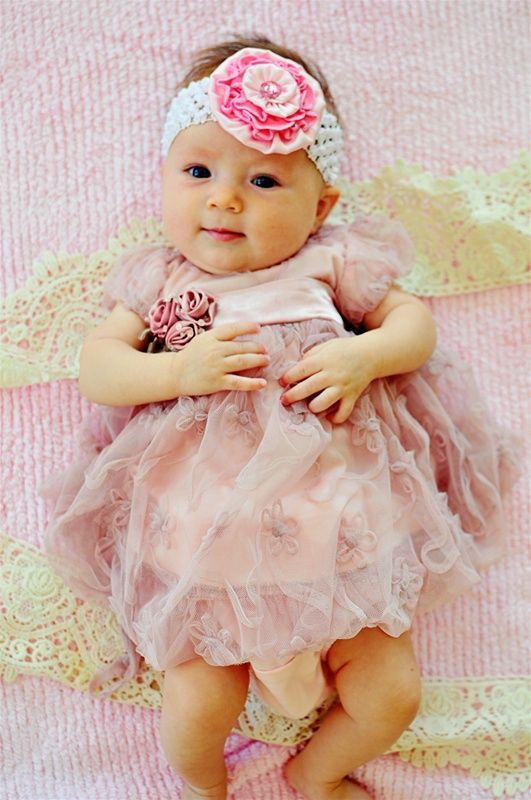 Love This Dress Biscotti Special Occasion Short Sleeve Baby