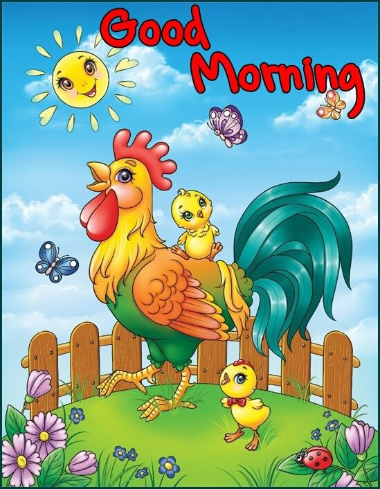 Good Morning Everyone Clipart : Best images about gud morning on pinterest good