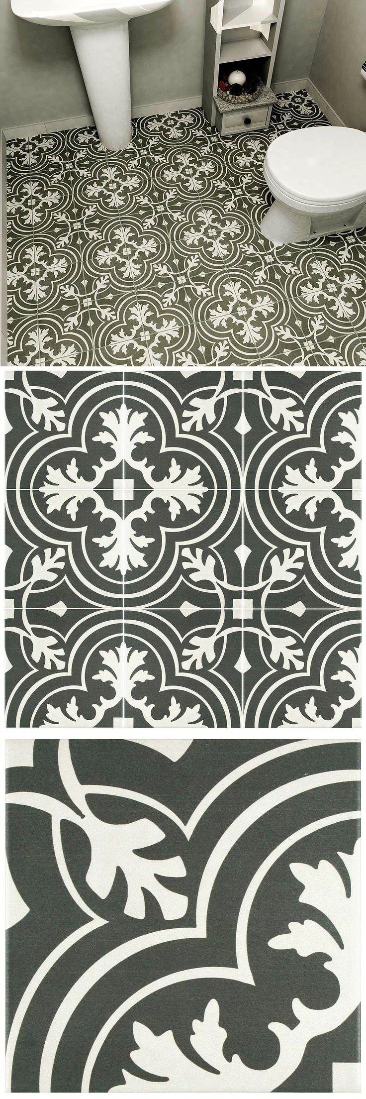 Merola Tile Twenties Classic 7 3 4 In X 7 3 4 In Ceramic