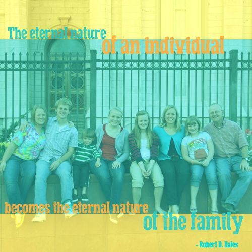Mormon Rules: Do Mormons Really Want Eternal Families?