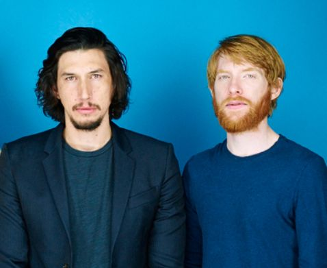 New Interview Bits with Adam Driver and Domhnall Gleeson.#starwars