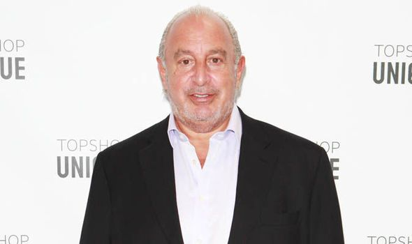 Sir Philip Green WARNED he could lose knighthood year after BHS collapse