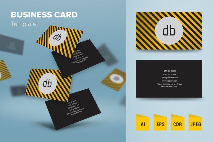 Professional Business Card Design Template 1046804 Business Cards Design Bundles In 2021 Business Card Template Design Business Card Design Professional Business Card Design
