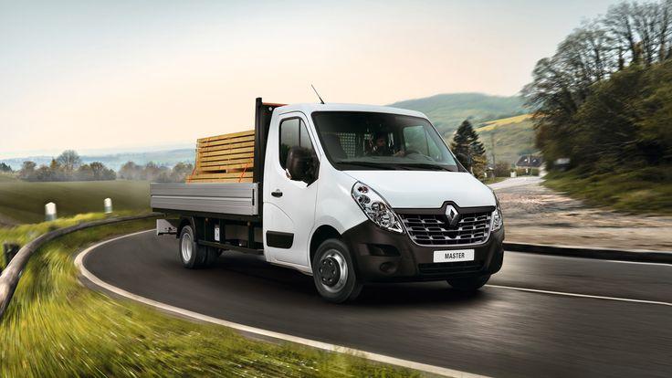 Nutzfahrzeug Master - Renault