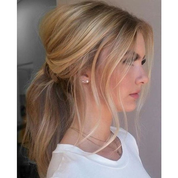 Amazing 1000 Ideas About Curly Ponytail Hairstyles On Pinterest Curly Short Hairstyles Gunalazisus