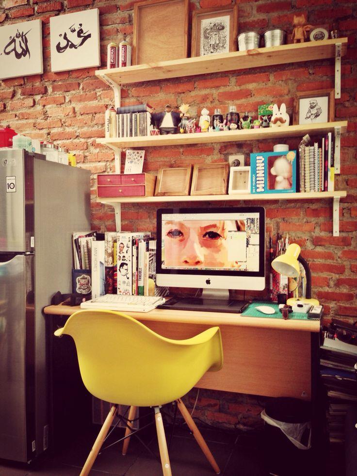 My workspaces