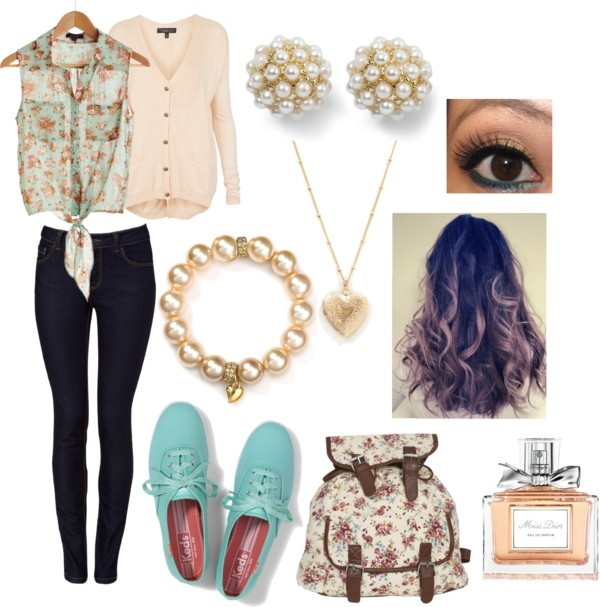 """""""First Day of School"""" by forever-young-lovee on Polyvore"""