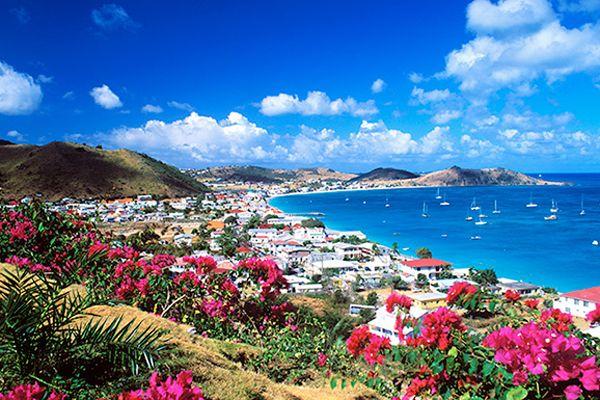 サン・マルタン セント・マーチン島(St. Martin - St. Maarten)