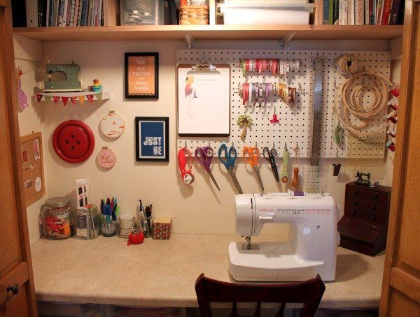 "<p style=""text-align: center;"">Crafting room 