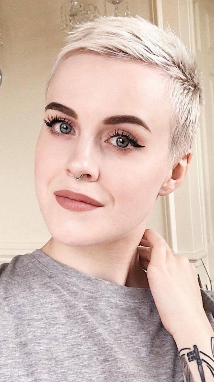 276 best Frisuren images on Pinterest | Hair cut, Hair dos and Pixie ...