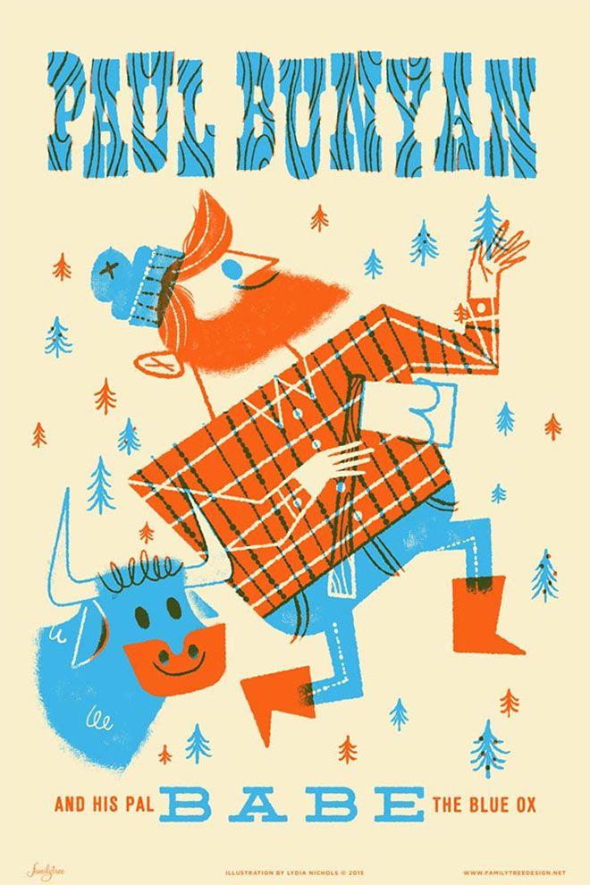 Fairy Tales by Paul Bunyan