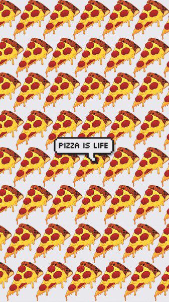 pizza is bae. pizza is life.