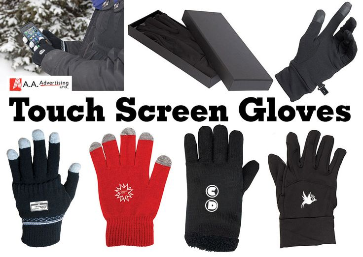 Keep your fingers warm while operating your touch screen devices ..
