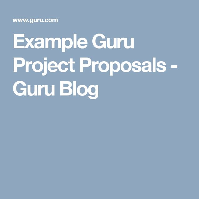 Best 25+ Project proposal example ideas on Pinterest Proposal - informal proposal format
