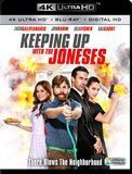 Keeping Up with the Joneses [Includes Digital Copy] [4K Ultra HD Blu-ray/Blu-ray] [2016]