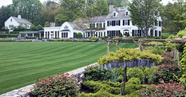 1000 images about 1930 39 s houses on pinterest old world - Connecticut cottages and gardens ...