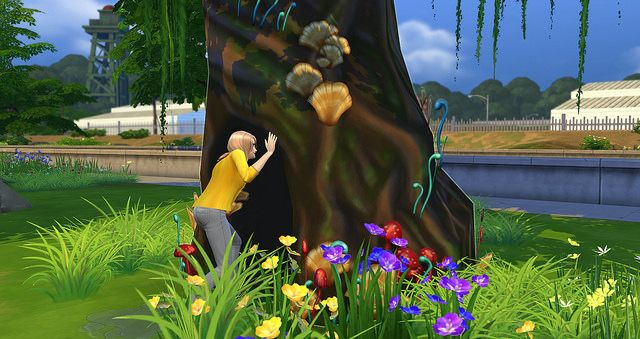 Guide: How to Unlock The Sims 4's Hidden Lots #thesims4