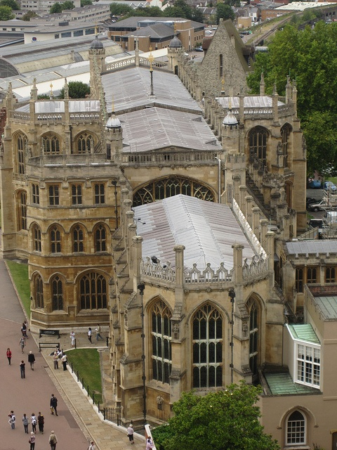 St. George's Chapel, Windsor Castle, England