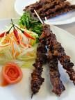 Image result for cambodian grilled lemongrass beef skewers