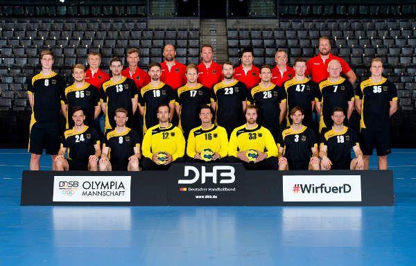 """Handball EM Qualifikation: Deutschlands """"bad boys"""" auf dem Weg zur EHF EURO. Handball EM Qualifikation mit vielen Rückkehrern und zwei Neulinge ..."""