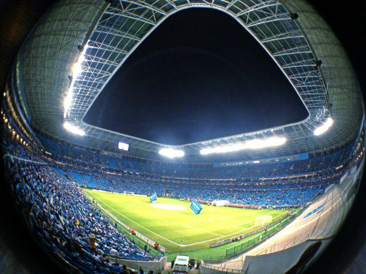 Arena do Grêmio in Porto Alegre, RS