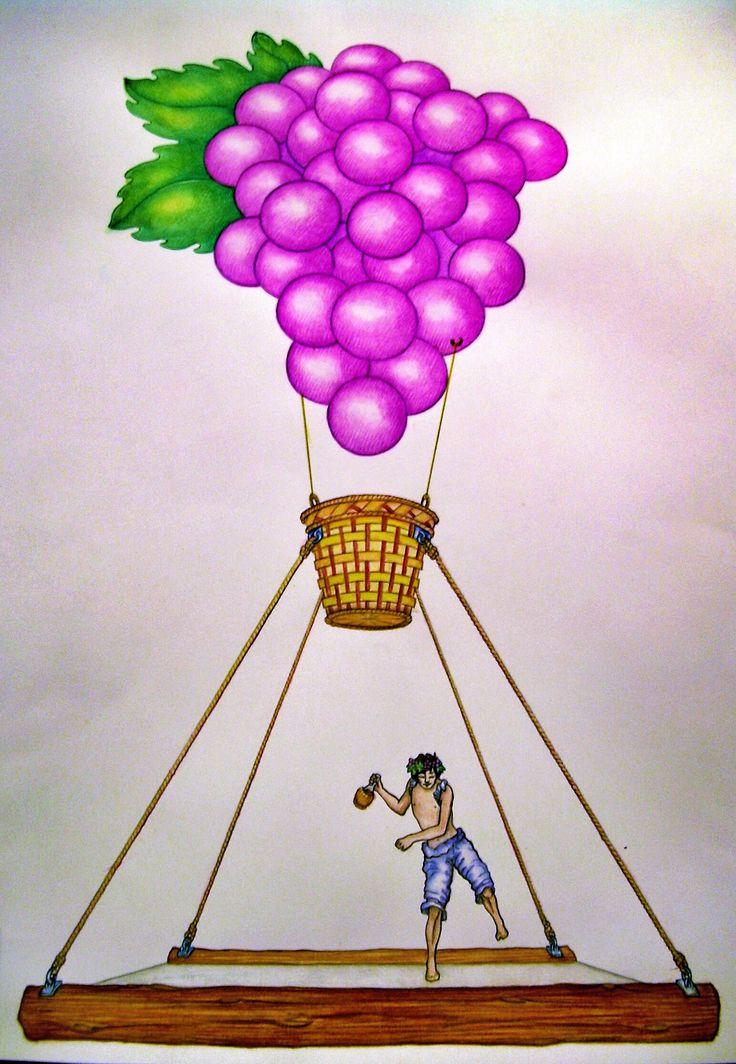 Carnival of Venice - Grape - by Nu'Art www.nuart.it