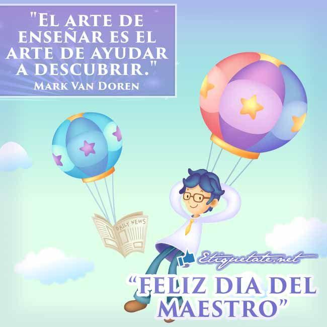 Imágenes con Frases para el Día del Maestro VER EN ░▒▓██► http://etiquetate.net/category/dia-del-maestro/