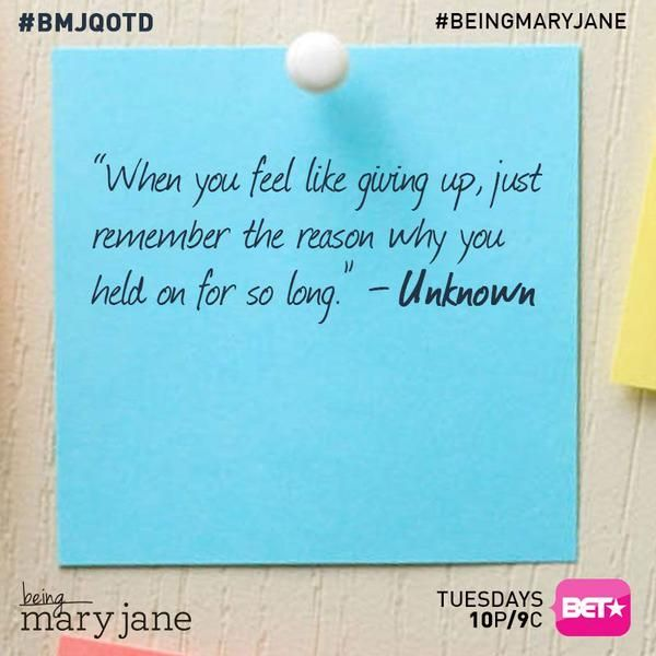being mary jane quotes list - Google Search