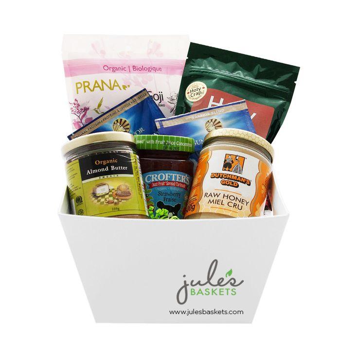 8 best snacks gift baskets images on pinterest gift basket gift culinary breakfast basket 8799 by jules baskets organic glutenfree giftbaskets gifting negle Images