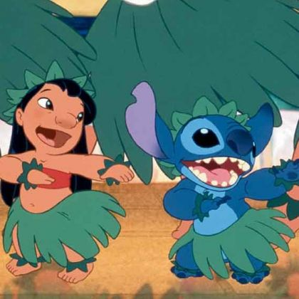 Lilo And Stitch- I think this is my favorite.
