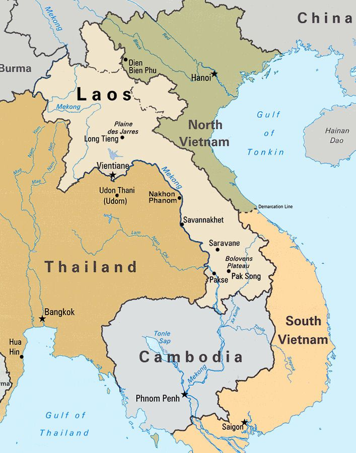 The Best Map Laos Ideas On Pinterest - Geneva convention map