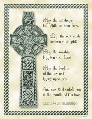 Scottish Blessings | celtic birthday blessings