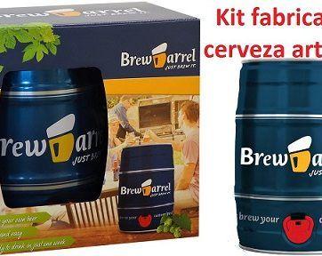 kit fabricar cerveza casera