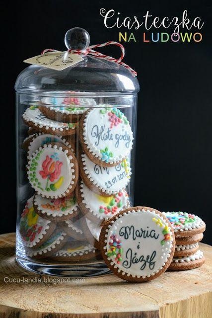 Cuculandia: Ludowe ciasteczka