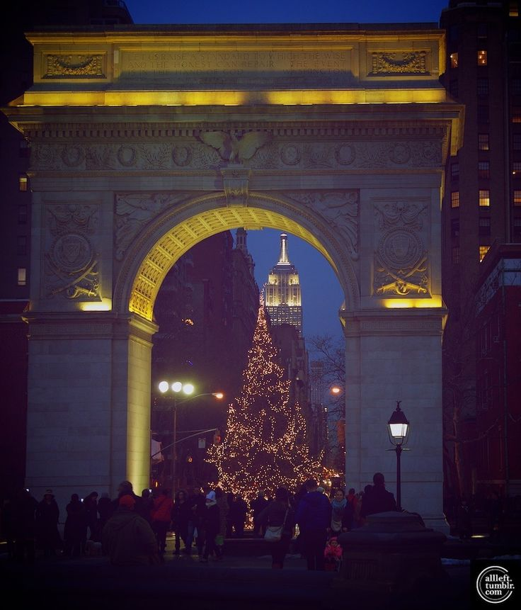 New York Obsession • Merry Christmas