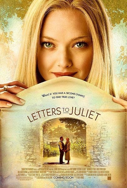 Letters to Juliet #movies