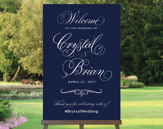 #weddings #welcome #sign #board #floral #printable #customized #affordable