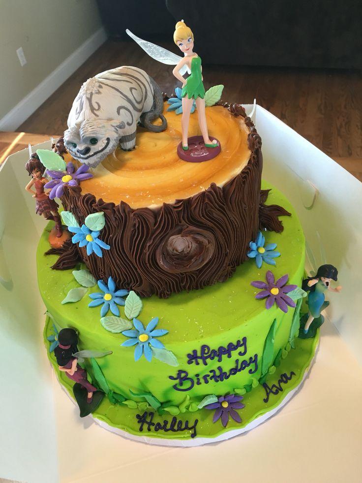 Best 25 Tinker Bell Cake Ideas On Pinterest Tinkerbell
