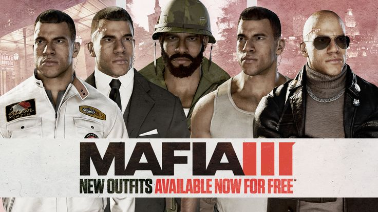Mafia III Free Outfit DLC and New Patch Available Today